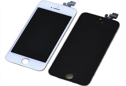 Jual Original LCD Assembly iPhone 5