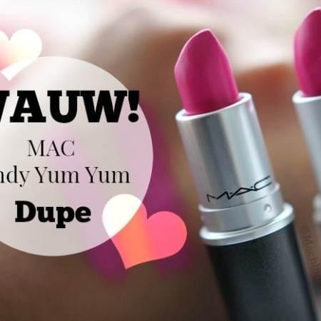 Dupe MAC Candy Yum Yum