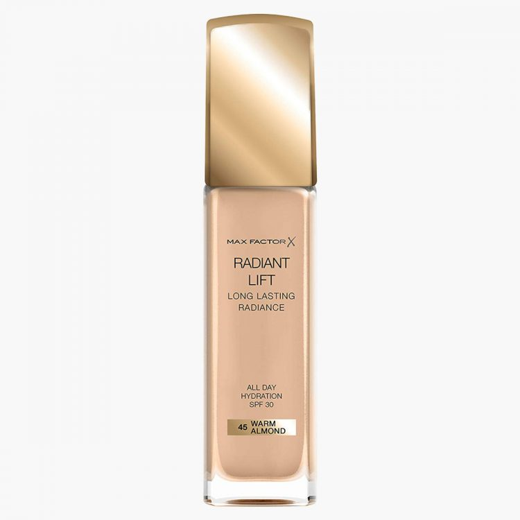 Max Factor Radiant Lift Foundation - new