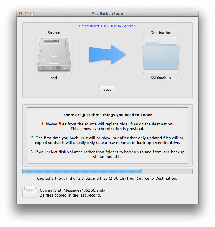 Mac-Backup-Guru-Interface