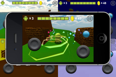 Super Droid World iPhone