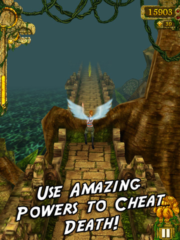 Temple Run iPhone 11