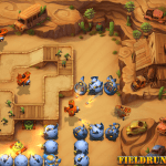 Fieldrunners 2 Map