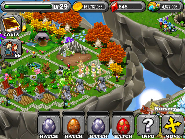 DragonVale SCORIA/SLAG Dragon Egg