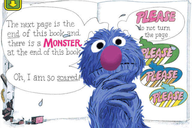 Monster at the End of This Book 5