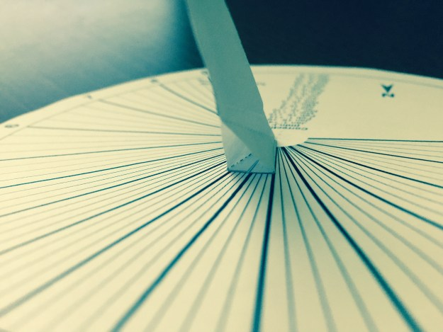 paper sundial   Mach 30