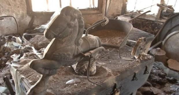 انتهاك متحف تعز اليمني