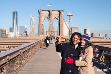 Selfies en Nueva York