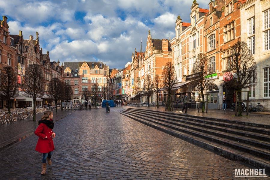 Plaza de Oude Markt