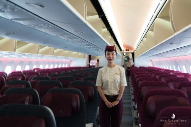 Bienvenido a Qatar Airways