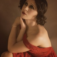 1920s Makeup Style