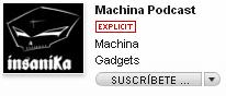Machina on iTunes