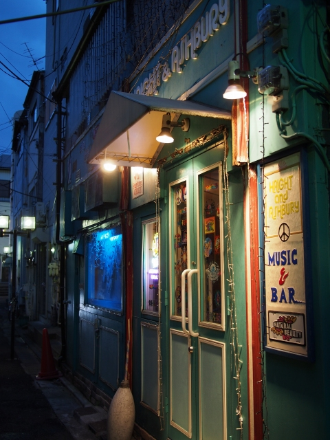 P31300251 大森駅至近のディープゾーン,地獄谷と居酒屋横丁ビル / Pub alley nearby Omori Station,commonly called the Hell Valley