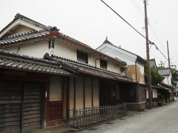 P6090056 歴史的情緒あふれる城下町、丹波篠山 / Sasayama, castle town with historical atmosphere