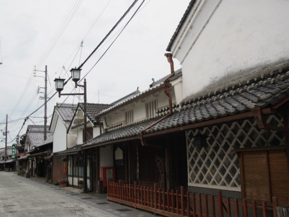P6090076 歴史的情緒あふれる城下町、丹波篠山 / Sasayama, castle town with historical atmosphere