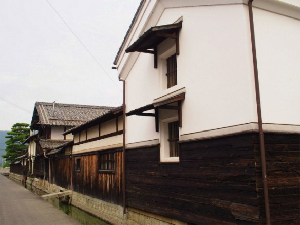 PA050036 近江商人の築いた町,五個荘 / Gokasho, attractive Japanese traditional architectures