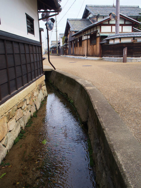 PA050076 近江商人の築いた町,五個荘 / Gokasho, attractive Japanese traditional architectures