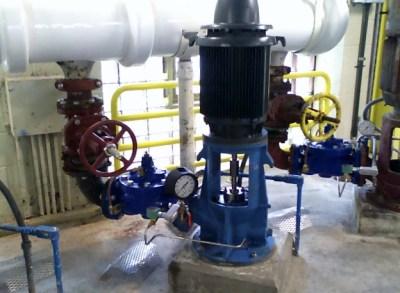 vertical pump balancing massachusetts
