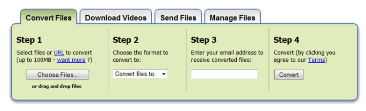 publisher for mac - zamzar convert file