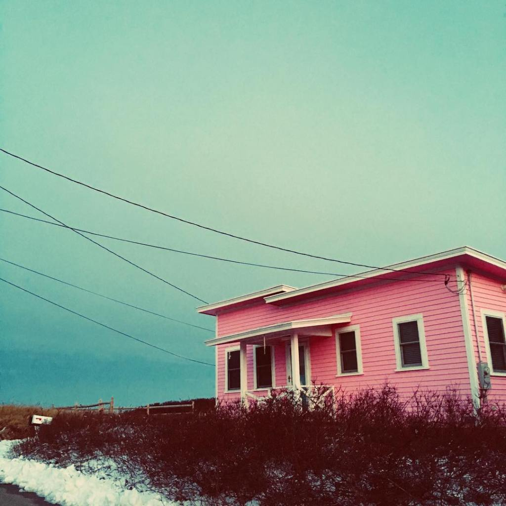 Someday I too will have a pink house