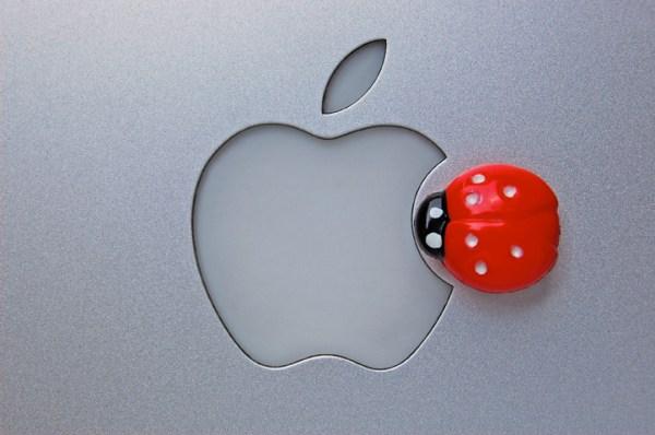 Apple - Bug