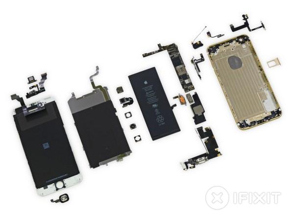 iFixit desmonta iPhone 6 Plus