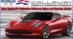 MacMulkin Chevrolet Teams Up With Callaway Automobiles