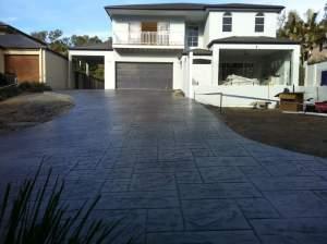 Stamped Concrete Brisbane