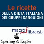 Libro: Le Ricette della Dieta Italiana dei Gruppi Sanguigni