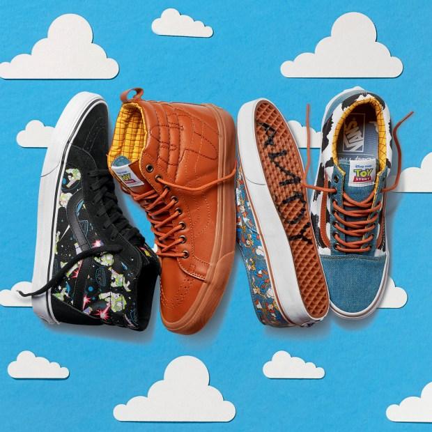 Vans Toy Story - 3