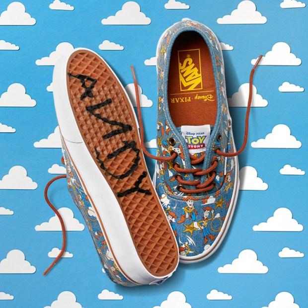 Vans Toy Story - 5