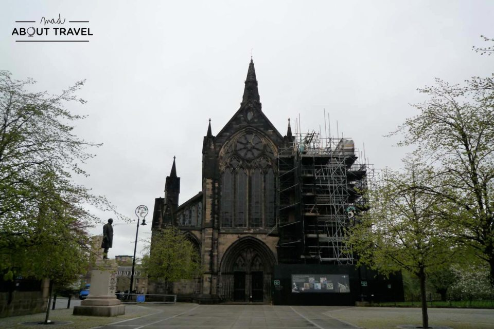 Catedral de San Mungo en Glasgow