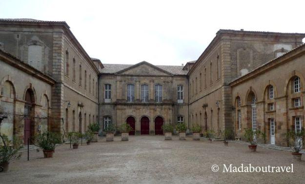 Abadía de Lagrasse