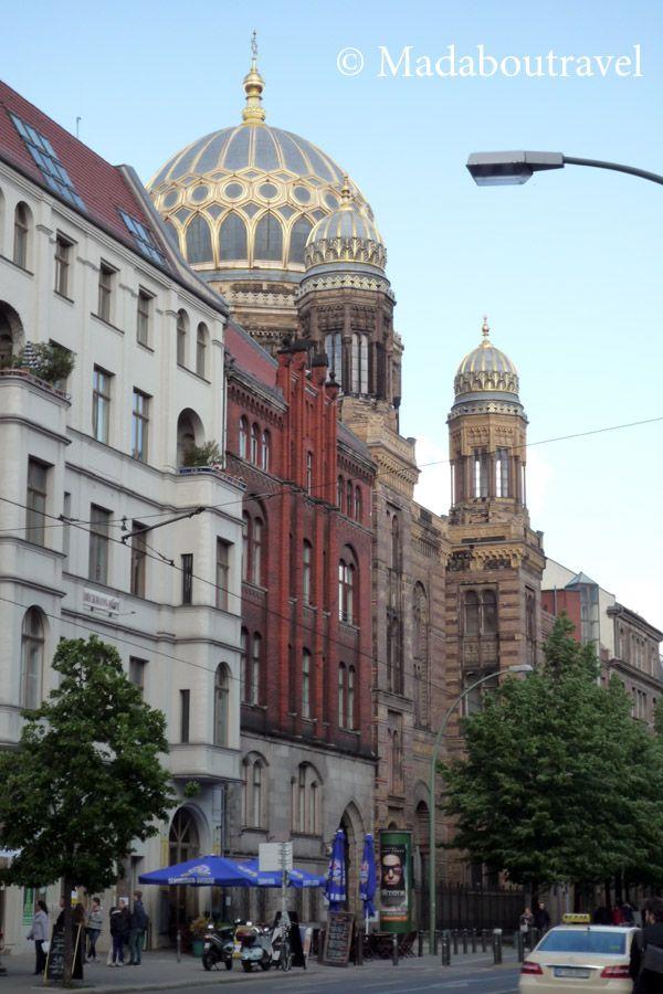 Sinagoga nueva de Berlín