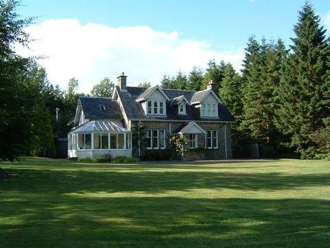 Casa victoriana para intercambiar en Glasgow, Escocia