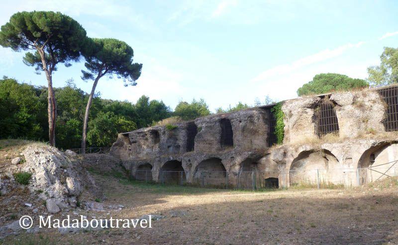 Parque de Trajano, Roma
