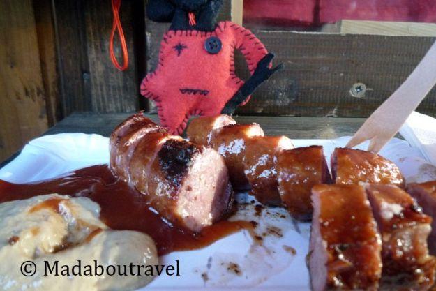 El traveler a punto de probar la gastronomía austríaca