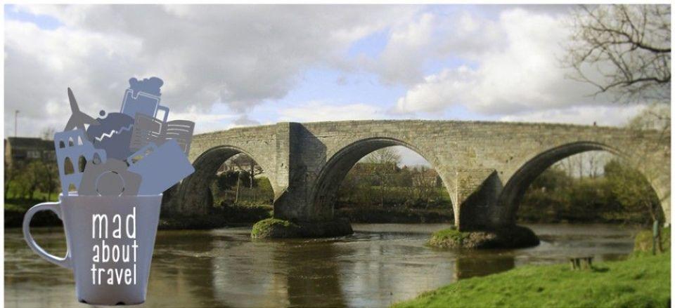 Madaboutravel en el puente de Stirling