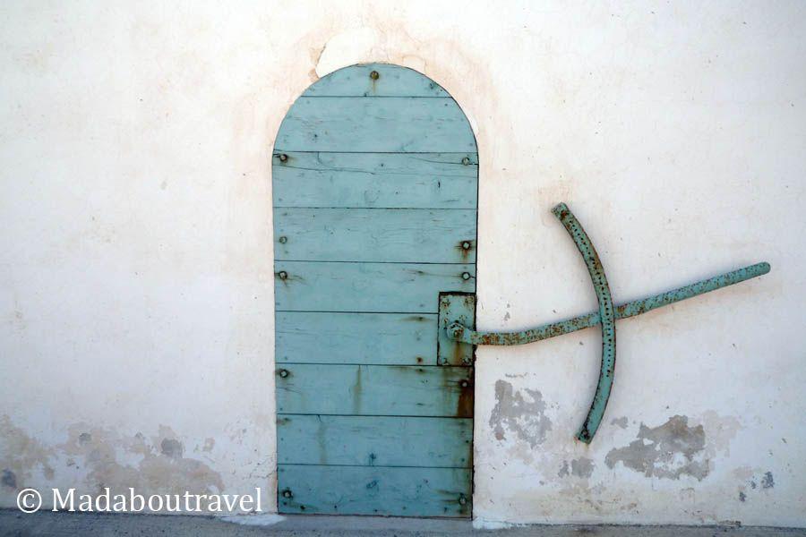 Edificio en el Parque Natural de Ses Salines de Ibiza