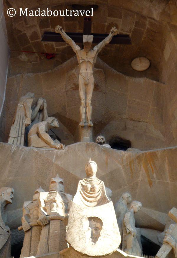 Portada de la Pasión de la Sagrada Familia
