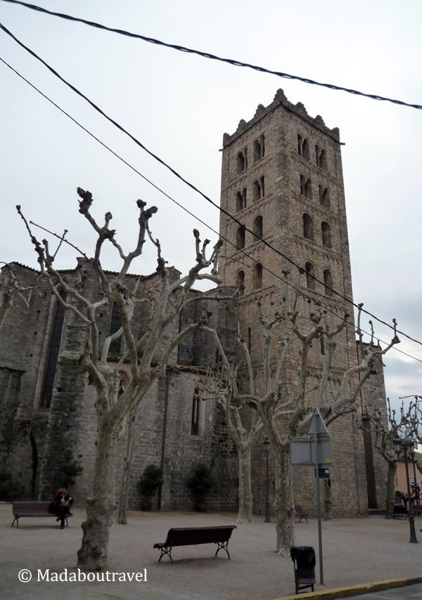 Monasterio de San Salvador de Breda