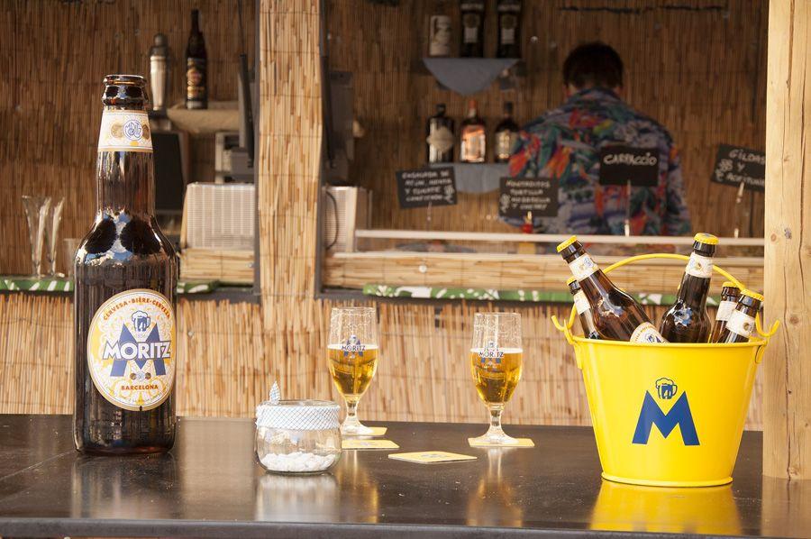 Bebidas en el Gypset Bar