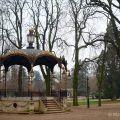 Glorieta en el parque de la Pepinère de Nancy