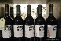 Botellas de La Creu Negra en Cellers d'Scaladei