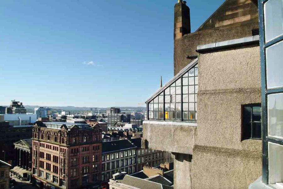 GlasgowSchoolofArt_View