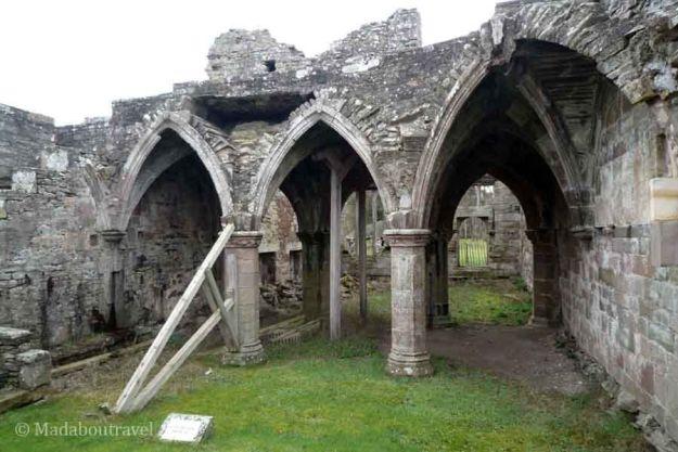 Dependencias de la Abadía de Balmerino