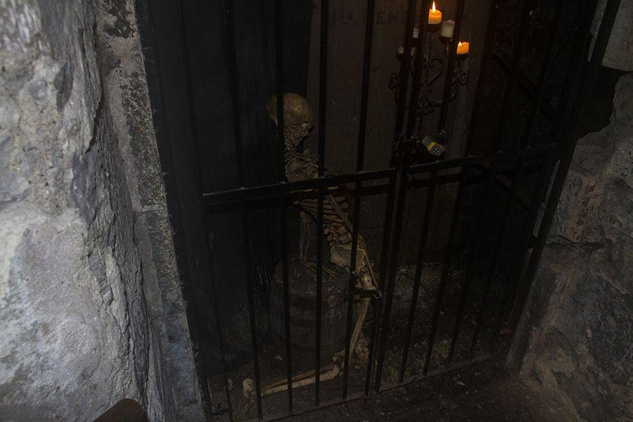 Esqueleto South Bridge