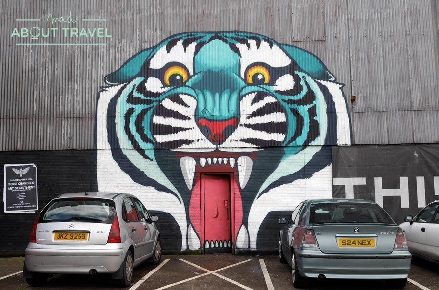 Los murales de Belfast, el mejor arte urbano de Irlanda