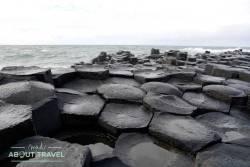 Calzada del Gigante en Irlanda del Norte
