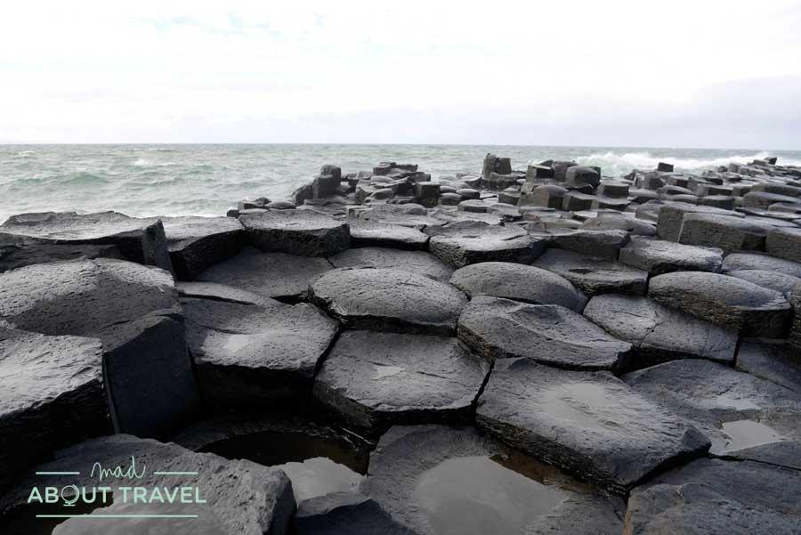 La Calzada del Gigante, un lugar de leyenda en Irlanda del Norte